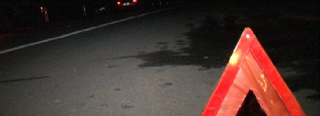 На Турківщині під колесами авто загинув молодий чоловік