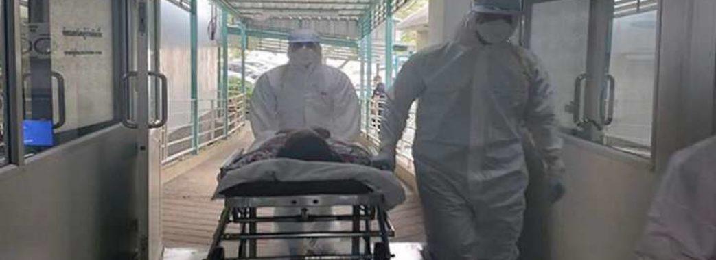 Померлий житель Старосамбірщини міг заразитися коронавірусом у лікарні