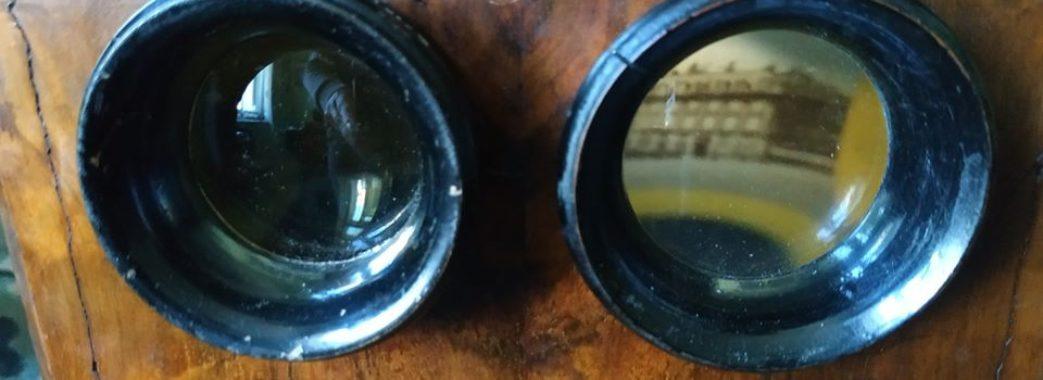 У Львівському Фотомузеї можна побачити 130-річний іспанський стереоскоп