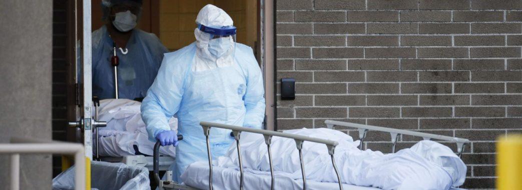 42 померлих: на Львівщині зафіксували ще два смертельні випадки від коронавірусу