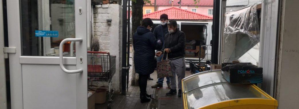 У Старому Самборі знову запрацював продовольчий ринок