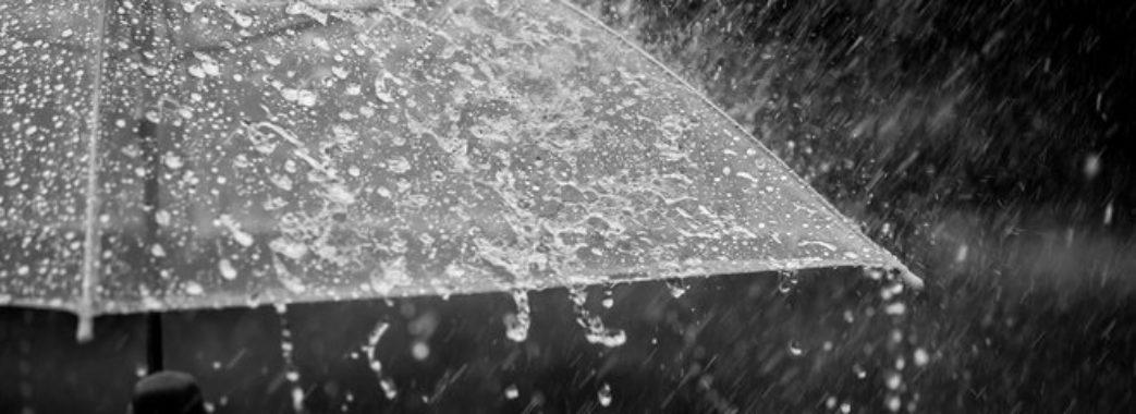 Дощі та грози: з вівторка в Україну прийде похолодання