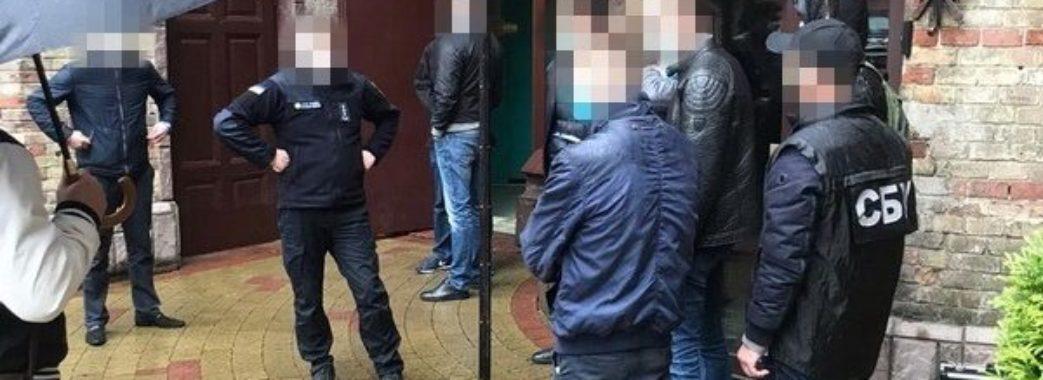 Керівника підрозділу ДСНС у Львові затримали на хабарі