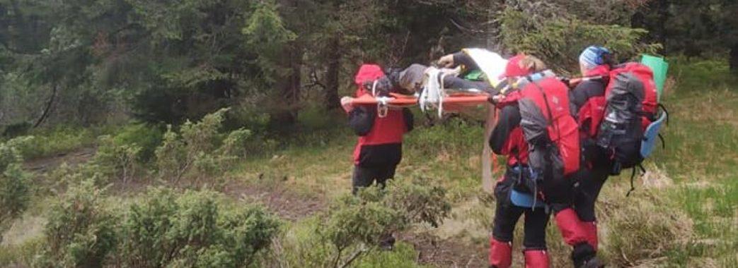 Блискавка вбила 26-річного львів'янина