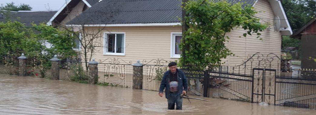 Кабмін виділив 754 млн грн для відновлення західних областей після повеней