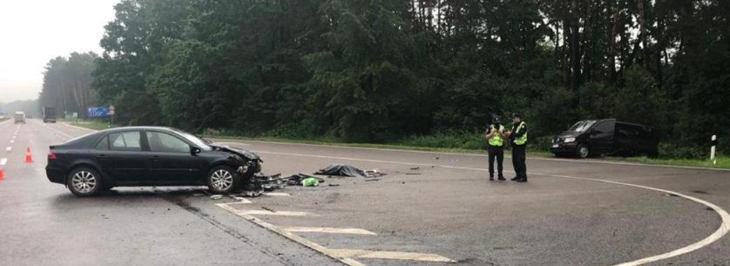 Не розминулися: на Бущині у ДТП загинуло двоє молодих людей