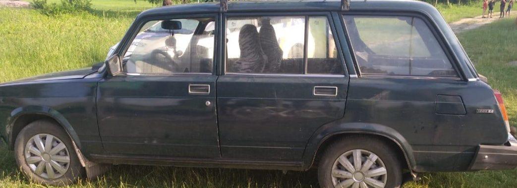 На Сокальщині п'яний водій ледь не вбив на озері двох відпочивальників