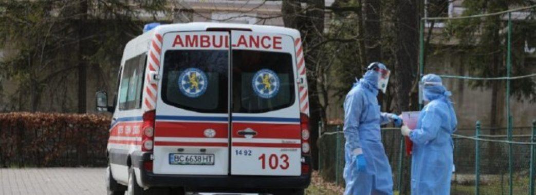 У містечках та селах Львівщини цієї доби виявили понад 80 випадків коронавірусу: де саме