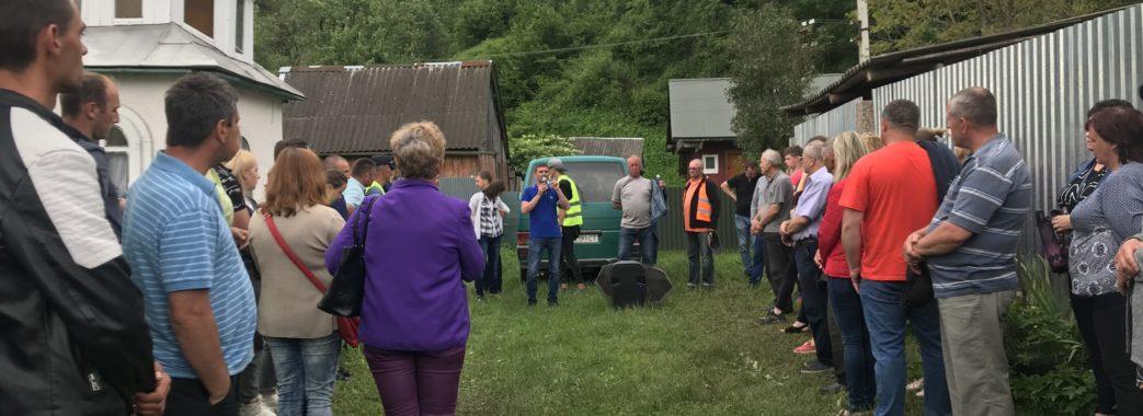 «Одна машина на 30 хвилин»: з понеділка протест на Старосамбірщині знову посилять