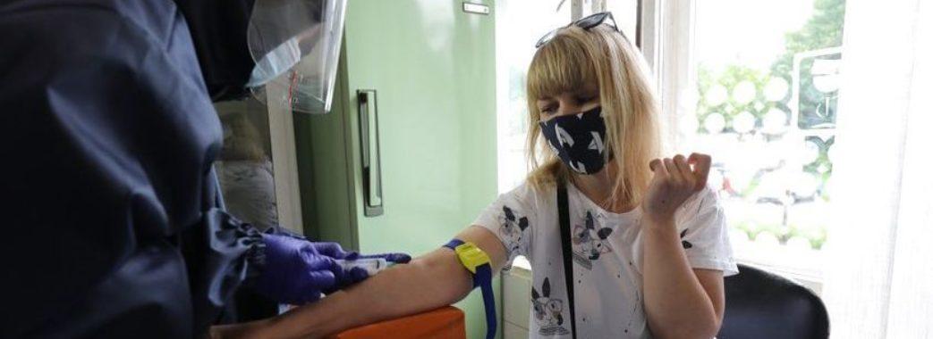 У Львові освітян, які працюватимуть під час ЗНО, тестують на коронавірус