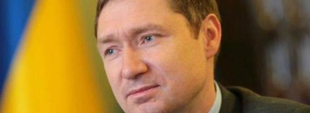 Максим Козицький очолив Львівський обласний осередок партії «Слуга Народу»