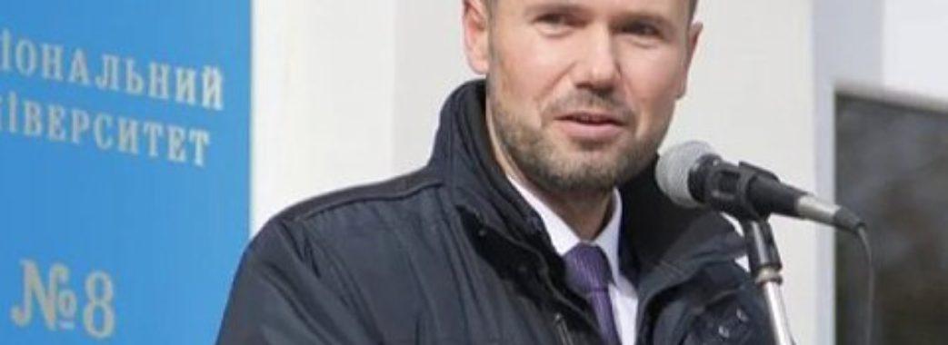 Сергія Шкарлета призначили виконувачем обов'язків міносвіти