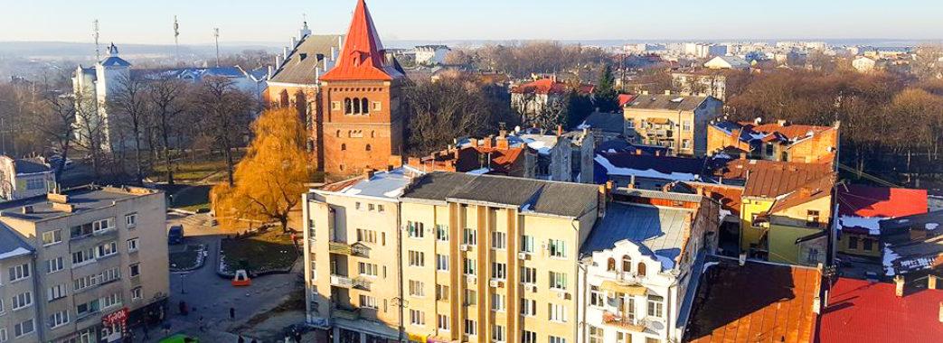 Дрогобичани створюють «код» рідного міста