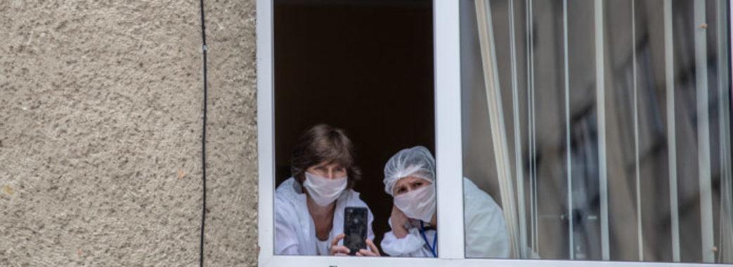 Ще у трьох львівських лікарнях прийматимуть хворих на коронавірус