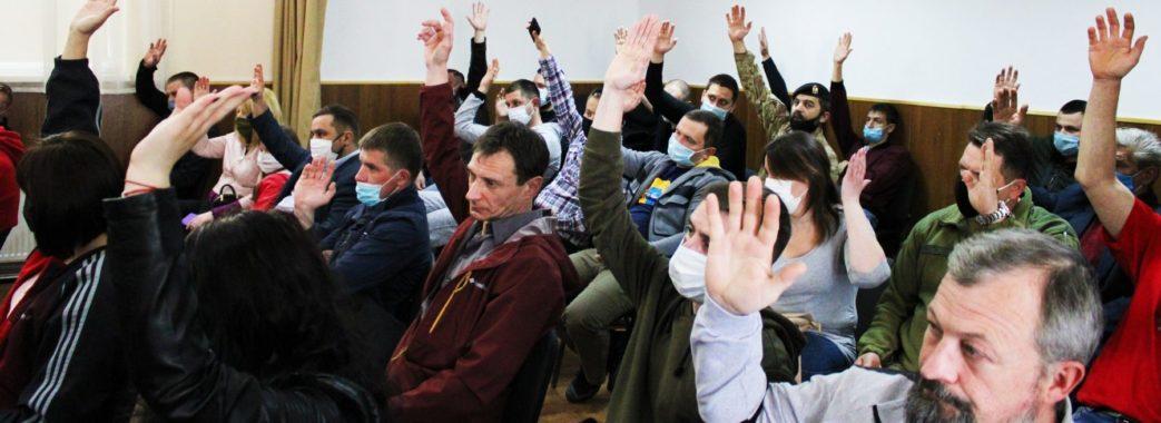 Атовці підтримують створення Брюховицької ОТГ