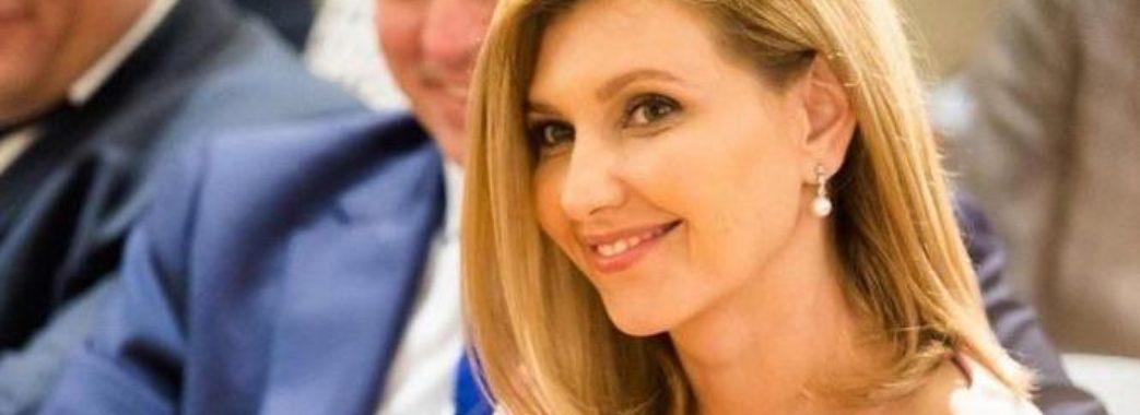 Дружину Зеленського шпиталізували до лікарні із двобічною пневмонією