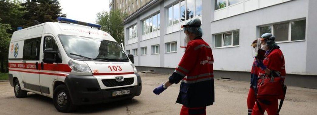На Львівщині 2162 людини заразилися коронавірусом