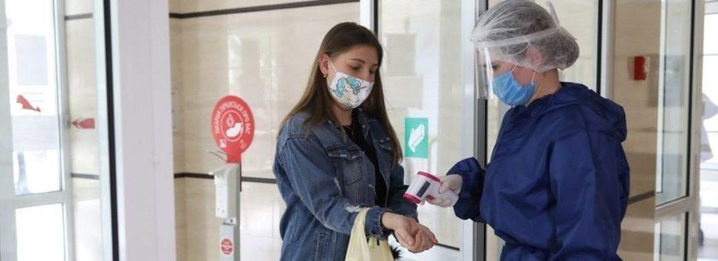 В Україні новий антирекорд випадків захворювання на COVID-19 за добу
