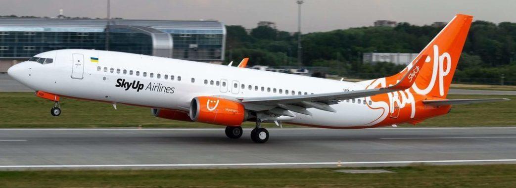 Українська авіакомпанія запускає рейси зі Львова до Херсону з квитками по 500 гривень