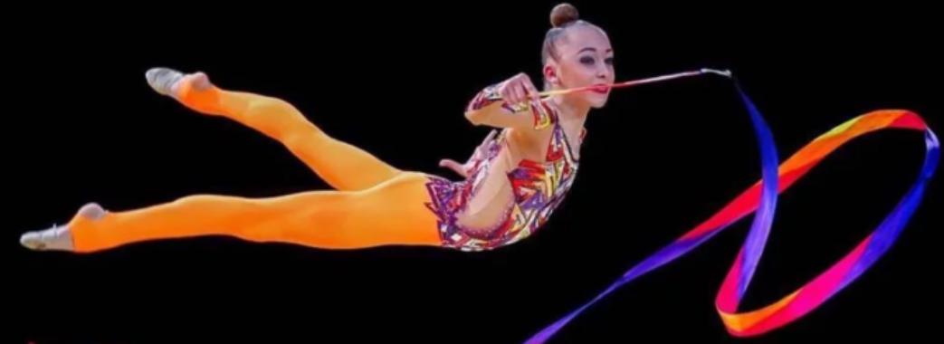 На Львівщині вперше в Україні проведуть онлайн-турнір з художньої гімнастики
