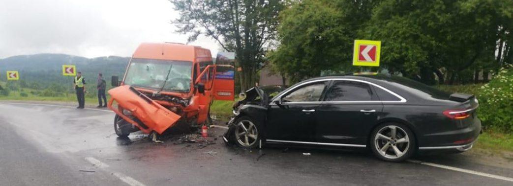 «Хіба так можна жити?»: на Сколівщині у ДТП постраждало 11 людей