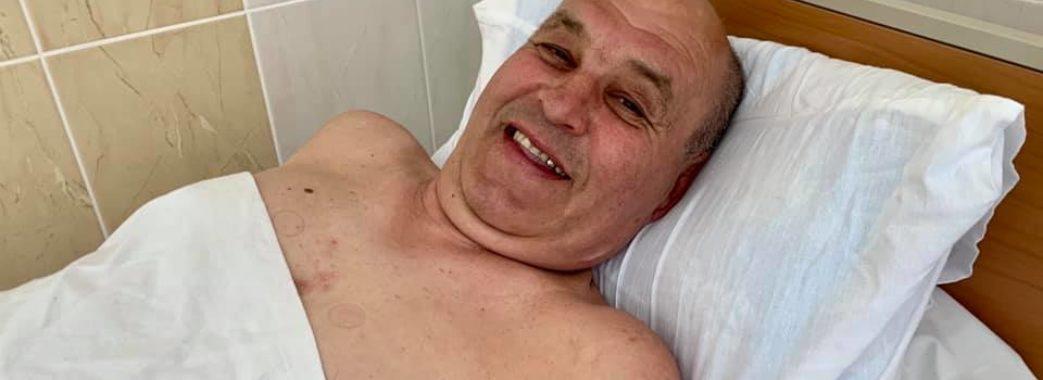 Львівські лікарі провели унікальну операцію з пересадки донорського серця (Відео)