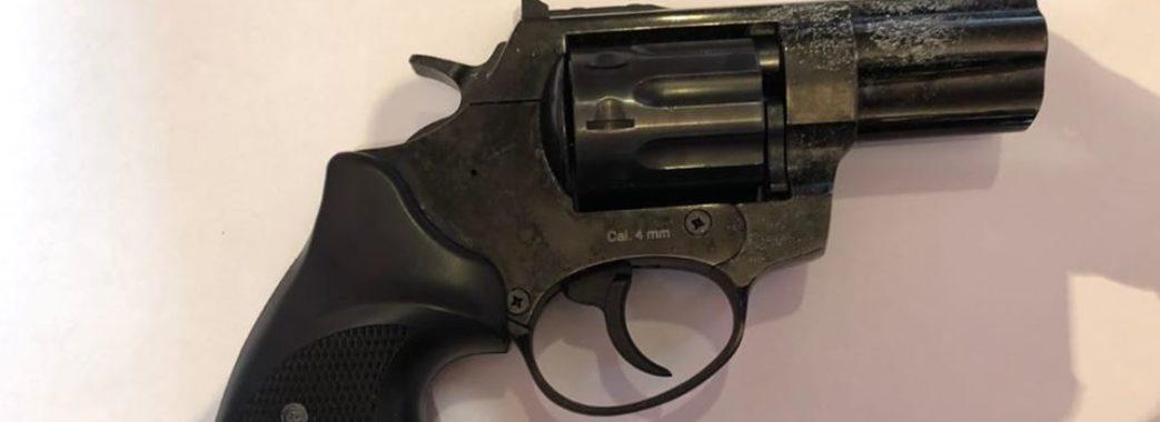 Поліція затримала 63-річного львів'янина, який стріляв у Винниківському госпіталі