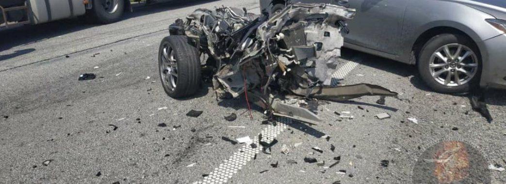 «Від удару просто вирвало колеса та мотор»: на Стрийщині у ДТП загинуло двоє водіїв