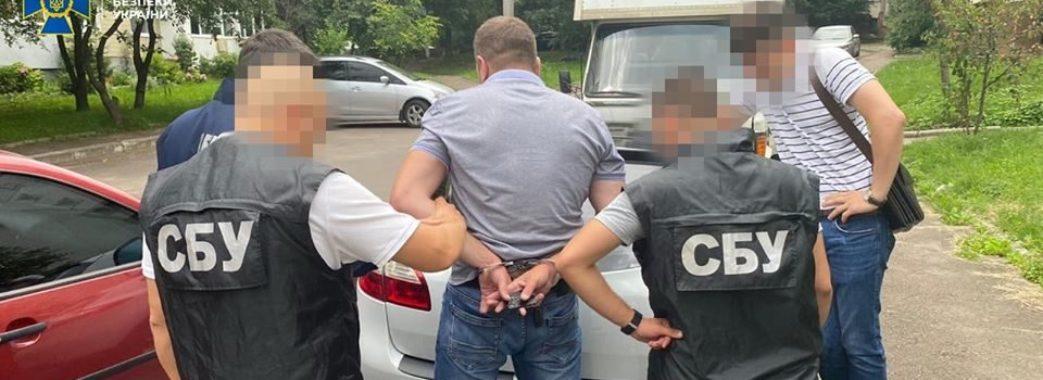 У Львові командир групи прикордонної служби попався на хабарі