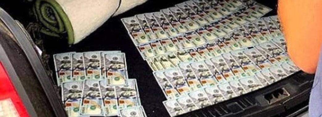 У Дрогобичі на хабарі затримали начальника слідчого відділу поліції