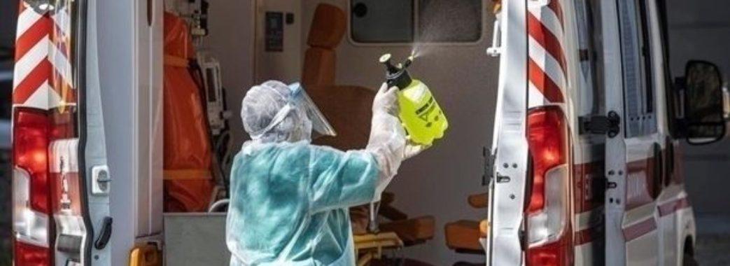 В лікарнях Львівщини перебуває 945 хворих на COVID-19: захворюваність у районах