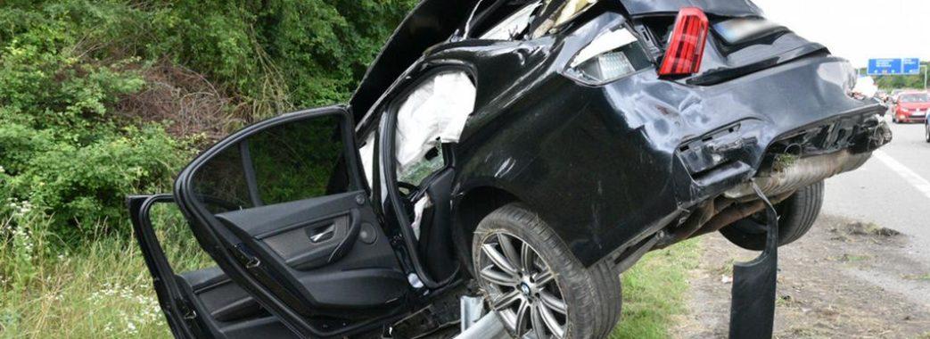 Де на Львівщині сталося найбільше аварій у першому півріччі