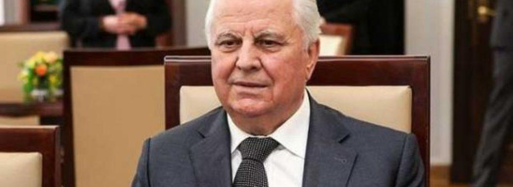 Українську делегацію на переговорах у Мінську очолить Леонід Кравчук