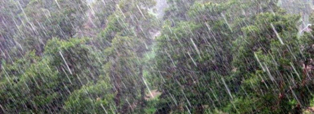 На Львівщині попередили про небезпечні метеорологічні явища