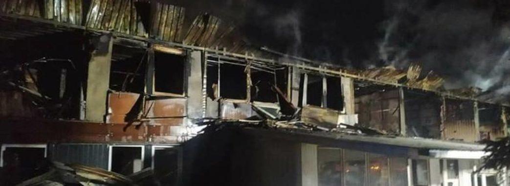 У Польщі спалили хостел, де жили українські заробітчани