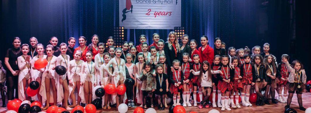 """Брюховицька дитяча танцювальна студія """"Contrast"""" виступила із звітним концертом"""