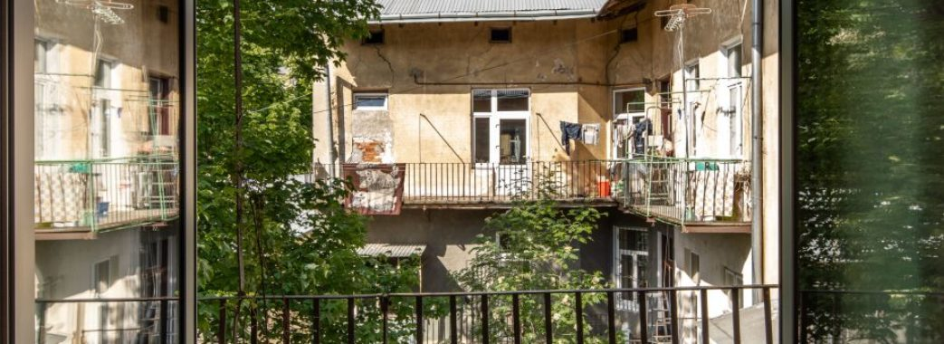 Львівська квартира потрапила до відомого світового видання про архітектуру