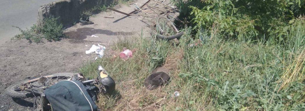 Збив велосипедиста та в'їхав у річку: у Червонограді – смертельна ДТП