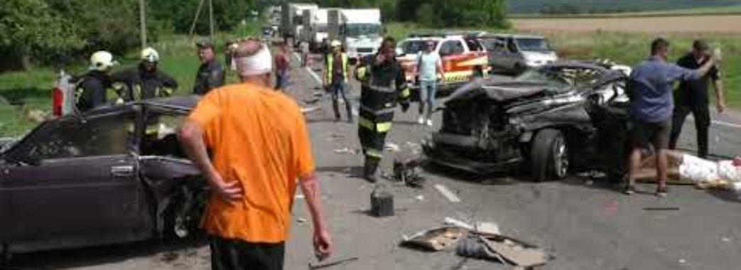 Аварію, внаслідок якої загинула 16-річна дівчина, спричинив француз: стали відомі деталі ДТП на Бродівщині