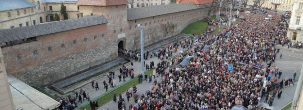 У Львові дозволили проводити масові заходи