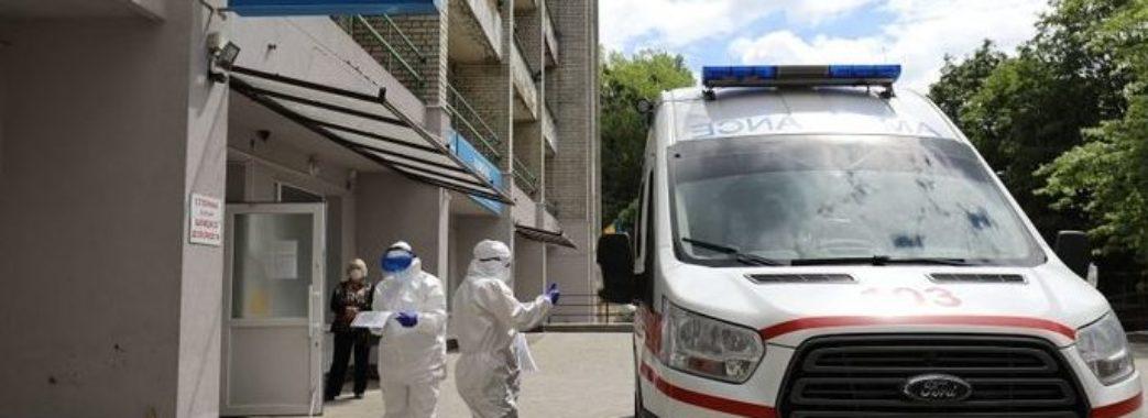 За добу на Львівщині ще 171 людина заразилася коронавірусом