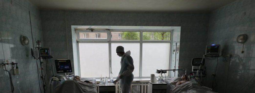 На Львівщині 69 хворих на Covid-19 перебувають у реанімації
