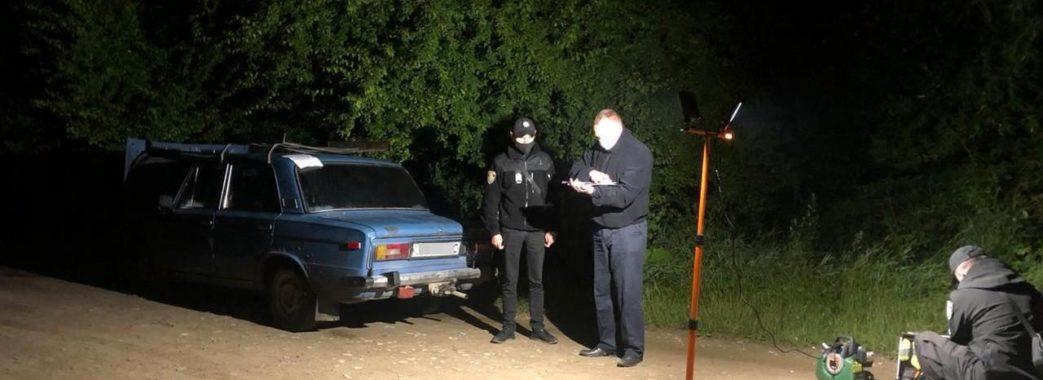 На Городоччині чоловіки побили водія та викрали його автомобіль