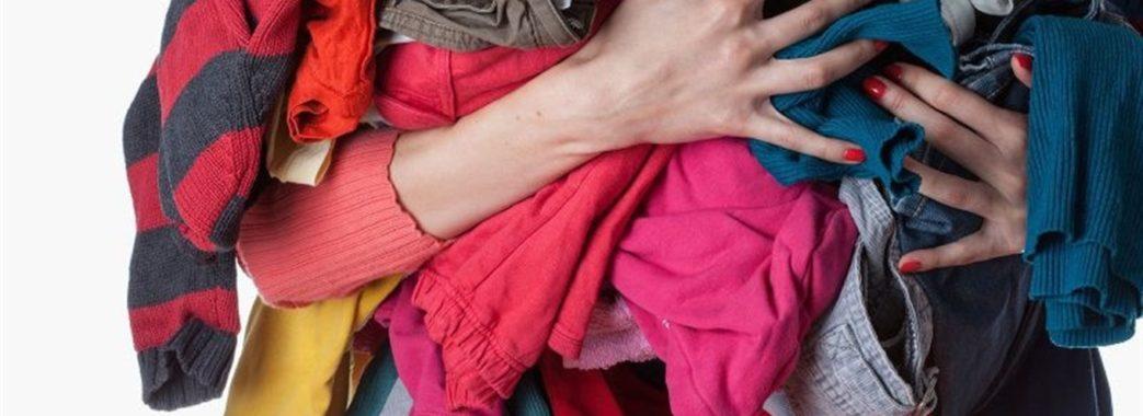 У Львові можна пожертвувати власний одяг на благодійність