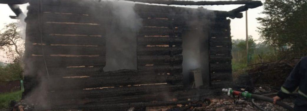 Згорів уві сні: на Старосамбірщині у власному будинку загинув чоловік