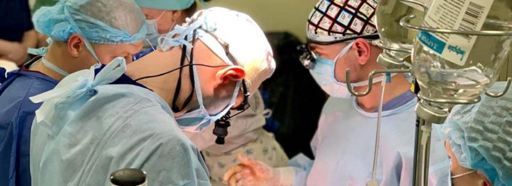 У Львові розпочали оперувати дітей з вадами серця