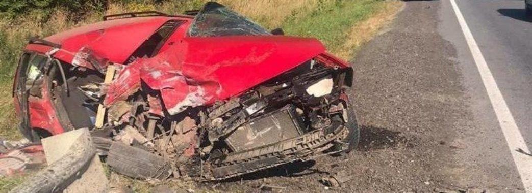 На Жовківщині трапилася смертельна ДТП: загинула жінка