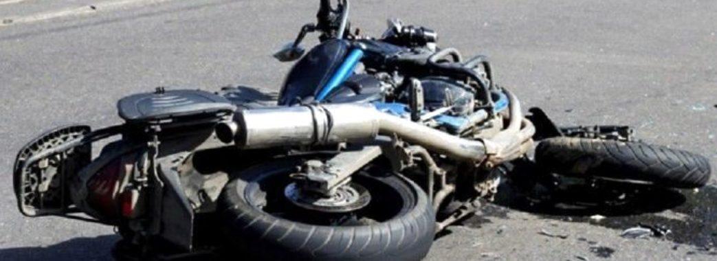 Єдиний син у батьків: на Кам'янка-Бужчині на мотоциклі розбився молодий хлопець