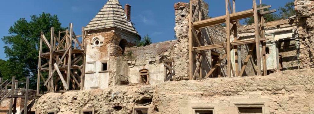 «Залишається близько ста днів»: Поморянський замок – під знаком питання у «Великому будівництві»