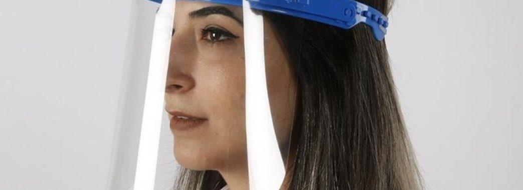 Вчителі працюватимуть у захисних екранах для обличчя